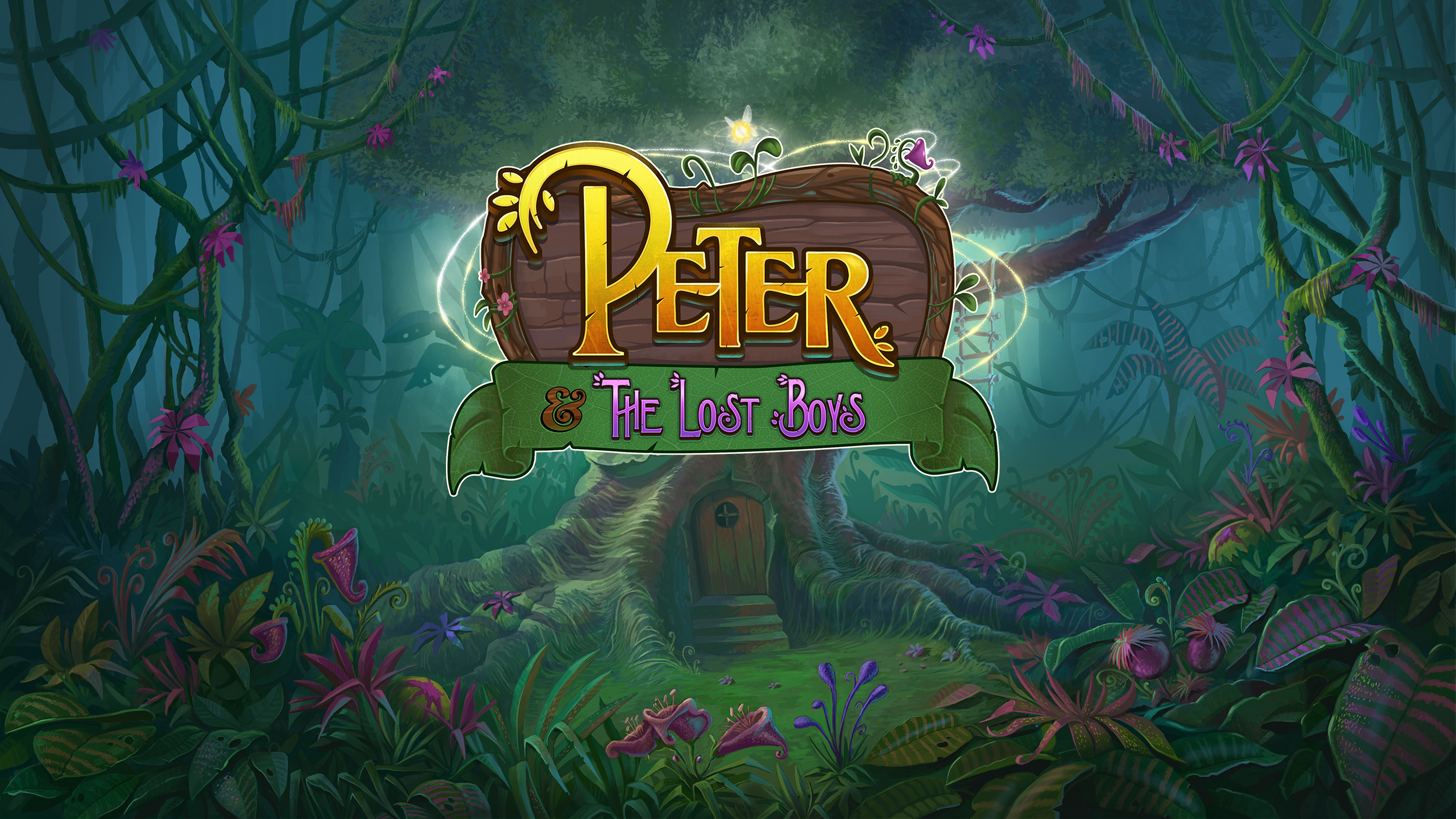 Peter & The Lost Boys: a description of the game, travel to the world of neverland