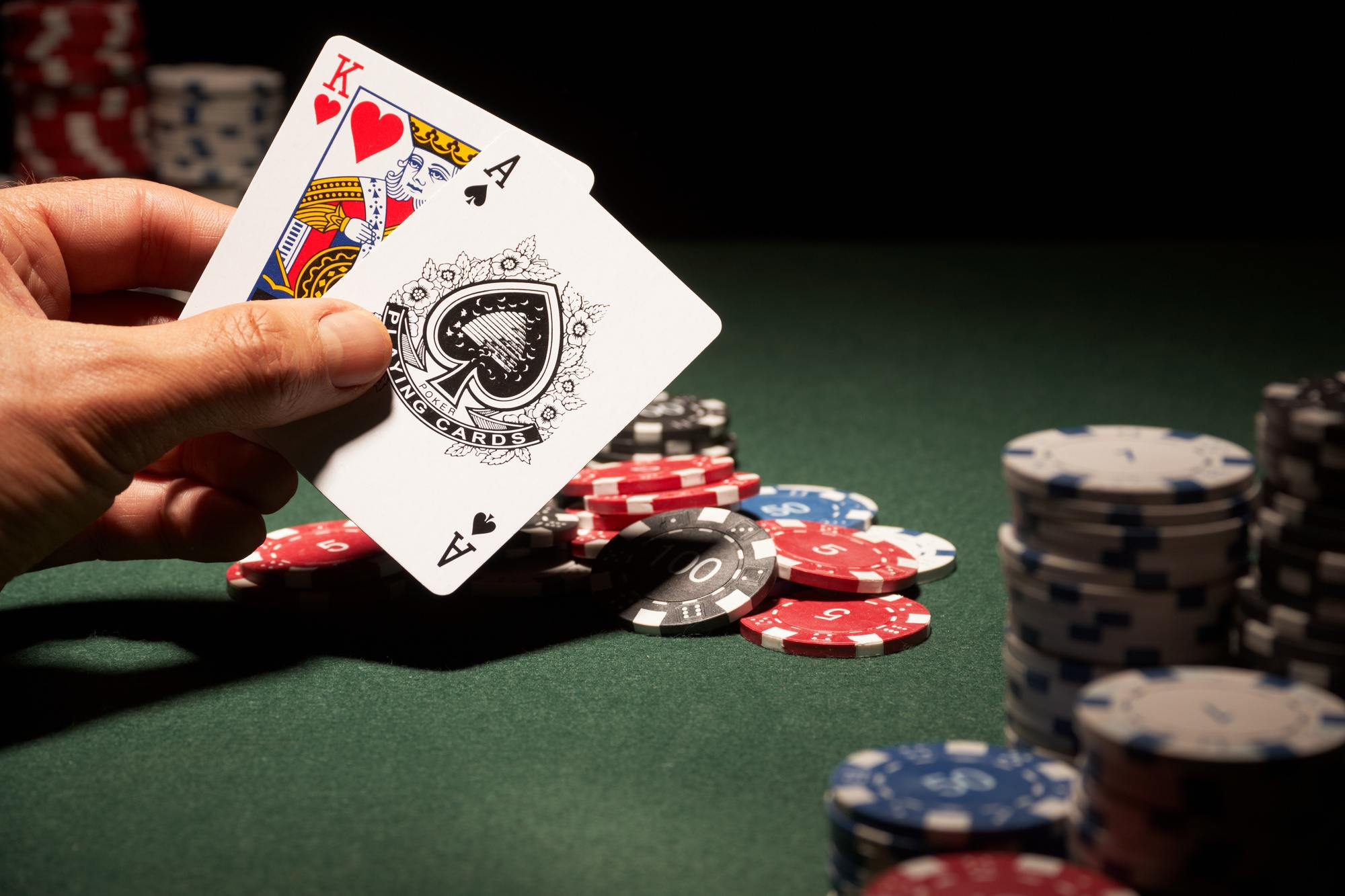 Blackjack Gives the Casino Rather a Small Advantage